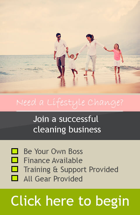 Carpet Cleaning Franchise Available