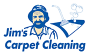 Jim's Carpet Cleaning Logo