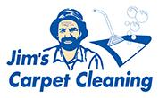 Jim's Carpet Cleaning Logo